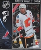 Top Dog Collectibles NHL Jarome Iginla Poster Puzzle