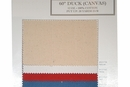 Cotton 12/14oz Duck Fabric Color Card