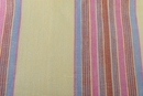 Multi Stripe Decor Linen Fabric