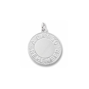 A Day To Remember Charm by Forever Charms - Personalized