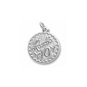Adorable 10 Charm by Forever Charms - Personalized