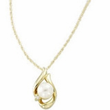 Akoya Cultured Pearl Neckwear Necklaces