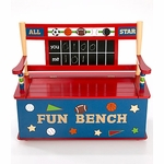 All Star Sports Toy Box Bench