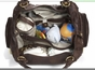 Annette Cocoa Brown Diaper Bag by Timi & Leslie - click to Enlarge