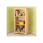 Avalon Bookshelf with 3 Shelves  (Natural)