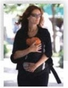 Baby Carrier in Black by Belle Baby - As Seen on Julia Roberts & Nicole Kidman - click to Enlarge