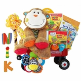 Baby Gift Baskets by Kara