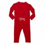 """""""Baby's First Christmas"""" Long Johns - click to Enlarge"""