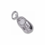 Baby Shoe Charm by Forever Charms - Personalized