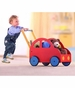 Baby Wooden Pushing Car - click to Enlarge
