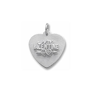 Be My Valentine Charm by Forever Charms - Personalized