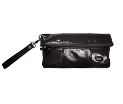 Black Poppy Baby Bag by Amy Michelle