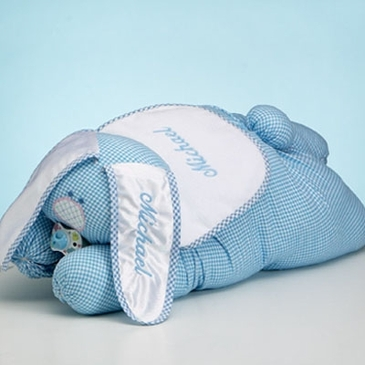 Bunnie Blankie for Boy (Personalized)
