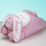 Bunnie Blankie for Girl (Personalized)