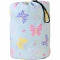 Butterfly Garden Kids Sleeping Bag - click to Enlarge