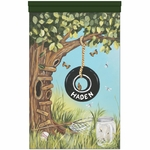 Catchin' Bugs Wall Hanging Personalized by Dish and Spoon