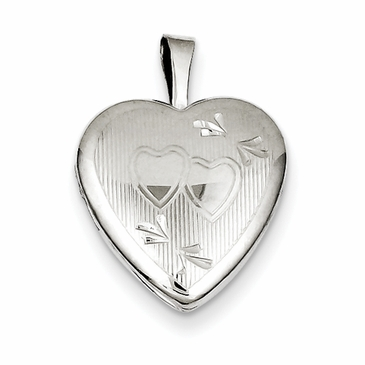 Charming Hearts Locket