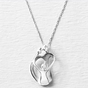 Cherished Family Pendant Necklace - click to Enlarge