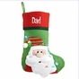 Christmas Tree Lights Stockings - click to Enlarge