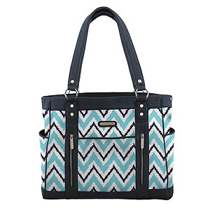 Classic Newport Tote Diaper Bag by Timi & Leslie