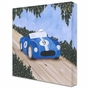 Classic Roadster II Stretched Art Personalized by Dish and Spoon - click to Enlarge