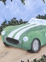 Classic Roadster III Stretched Art Personalized by Dish and Spoon - click to Enlarge