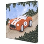 Classic Roadsters Stretched Art Personalized by Dish and Spoon - click to Enlarge