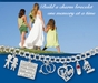 Cupcake Blue Charm by Forever Charms - click to Enlarge