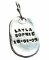 Daddy Tags Keychain - click to Enlarge