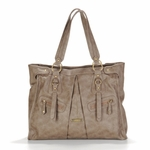 Dawn Taupe Diaper Bag by Timi & Leslie