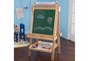 Deluxe Wood Easel in Natural - click to Enlarge