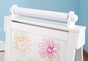 Deluxe Wood Easel - White - click to Enlarge