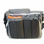 Diaper Dude Grey DD Flap Messenger II Diaper Bag - click to Enlarge