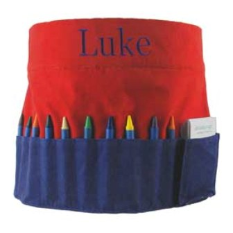 Doodlebugz Crayon Toolbelt Red/Blue
