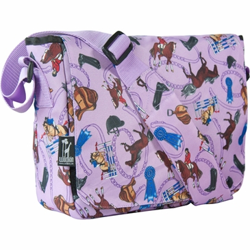 English Riding Kickstart Kids Messenger Bag