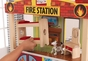 Fire Station Set - click to Enlarge