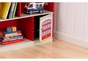 Firehouse Bookcase - click to Enlarge