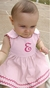Garden Princess Dress in Orchid with Camellia Trim - click to Enlarge