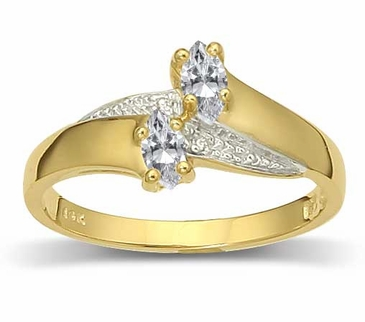 Gold The Sunshine Ring