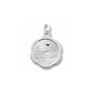Granddaughter Charm by Forever Charms - Personalized