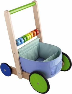 HABA Color Fun Walker Wagon