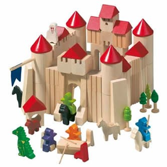 HABA Ghost Tower and Knights Castle