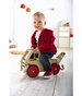 HABA Moover Baby Truck Natural - click to Enlarge