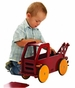HABA Moover Baby Truck Red - click to Enlarge
