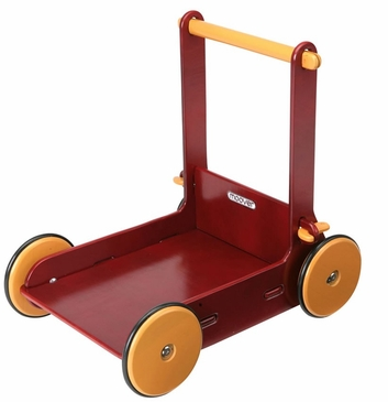 HABA Moover Baby-Walker Red
