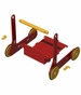 HABA Moover Baby-Walker Red - click to Enlarge