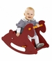 HABA Moover Rocking Horse Red - click to Enlarge