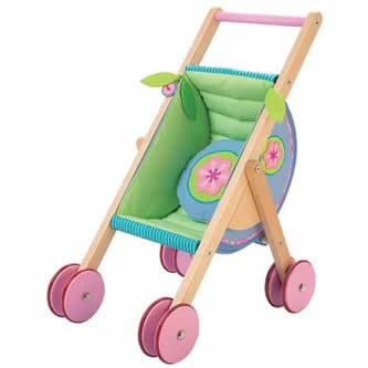 HABA Wooden Dolls Buggy