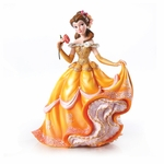Hand Painted Disney Belle Figurine