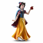 Hand Painted Disney Snow White Figurine